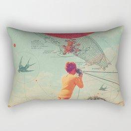 Rover Rectangular Pillow