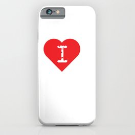 I heart Thailand (love thailand) | Bold Designs iPhone Case