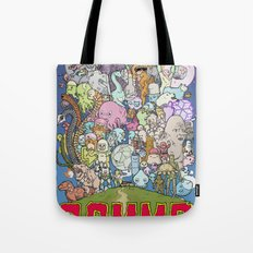 GAMMA cover Tote Bag