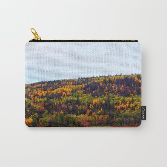 Fall Harvest and the Hills Carry-All Pouch