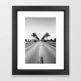 Alys Palms Framed Art Print