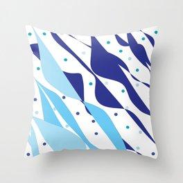 Wind & Sails Throw Pillow