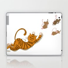 Cat and Mouse Laptop & iPad Skin