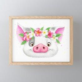 Pua Framed Mini Art Print