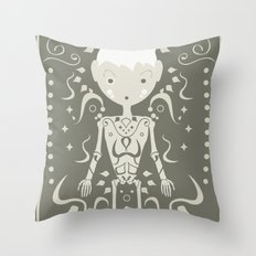 Deterioration Throw Pillow