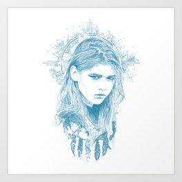 ORENDA Art Print