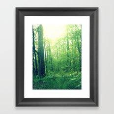 Alive Again Framed Art Print
