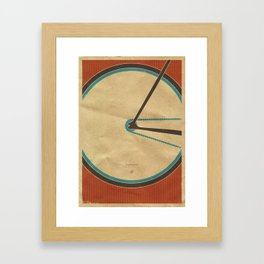 Singlespeed Framed Art Print