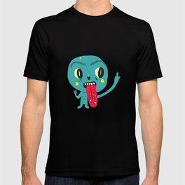 weird little guy T-shirt