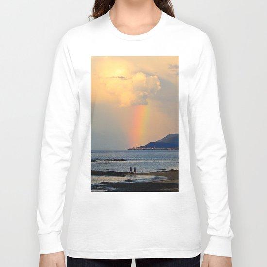 Adventure under the Rainbow Long Sleeve T-shirt