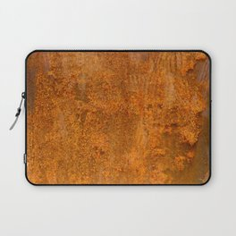 Abstract Rust Wall Laptop Sleeve