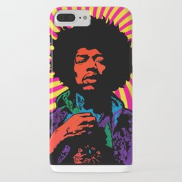 Psychedelic Jimi iPhone Case