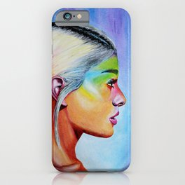 Sweet Ariana iPhone Case