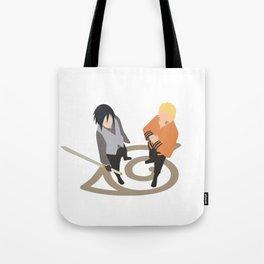 Shinobi Heroes Tote Bag