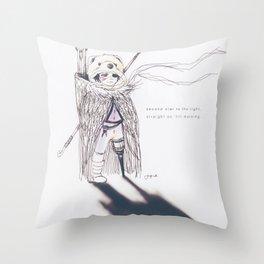 Lostboy Throw Pillow