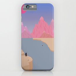 Girls' Oasis 2 iPhone Case