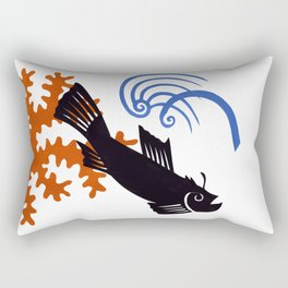 ANGLER Rectangular Pillow