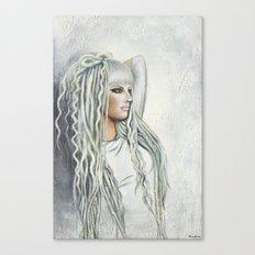 Elevinn Iridian Canvas Print