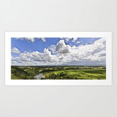 Manning Valley River Art Print