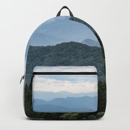 Smoky Mountain National Park -  Summer Adventure Backpack