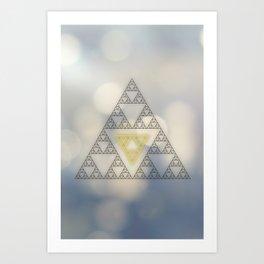 Geometrical 003 Art Print