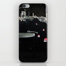 swimming01 iPhone & iPod Skin
