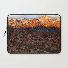 Mount Whitney & Alabama Hills, California Laptop Sleeve