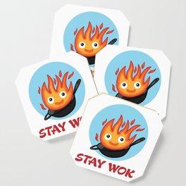 Stay Wok Coaster