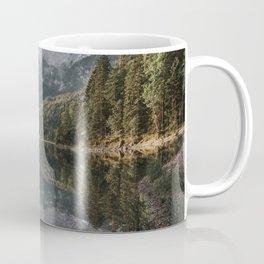 Lake View - Landscape and Nature Photography Coffee Mug