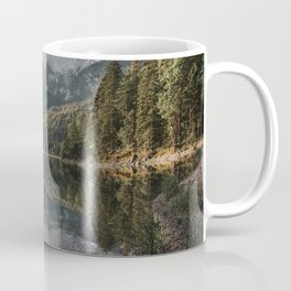 Lake View - Landscape and Nature Photography Coffee Mug