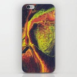 Сosmic whirlwind iPhone Skin
