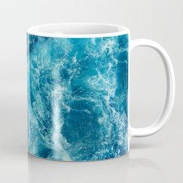 Ocean is shaking Coffee Mug