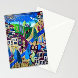 Delphi 4 Stationery Cards
