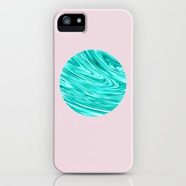 Pink Pool iPhone Case
