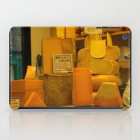 cheese iPad Cases featuring Cheese! by AuFish92024