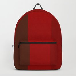Striped Reds #Geometric Lines #Minimalism Backpack
