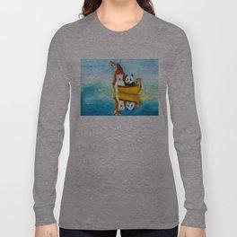 Herbert at Sea Long Sleeve T-shirt