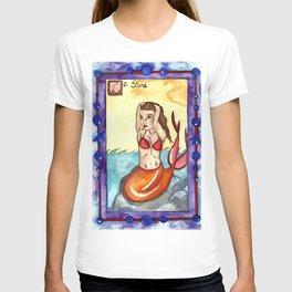 La Sirena The Mermaid T-shirt