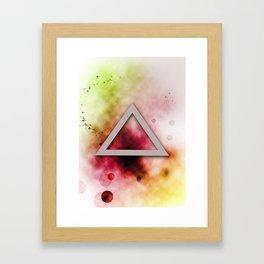 Unrealistic dream Framed Art Print