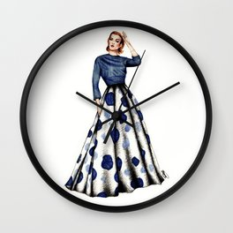 Grace Kelly 1954 Wall Clock