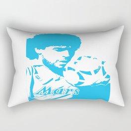 Diego Armando Maradona Rectangular Pillow