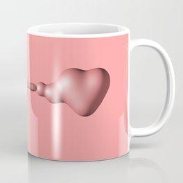Bubble Gum Gun - Make Love Not War Coffee Mug