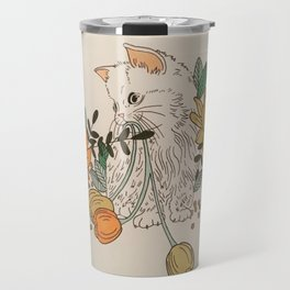 Staring into Space Travel Mug