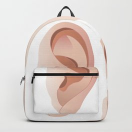 Ear Backpack