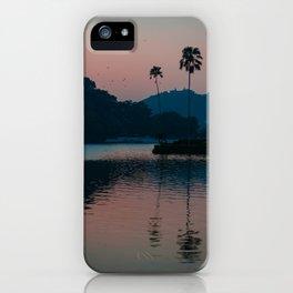 Kandy Sunset iPhone Case