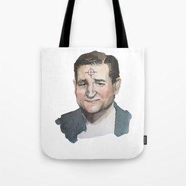 Ted Cruz is the Zodiac Killer. Tote Bag