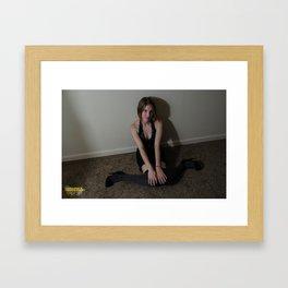 Dark Inoccents  Framed Art Print