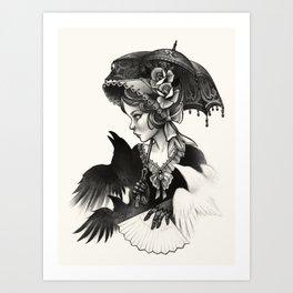Parasol Art Print