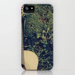 Wicked Garden iPhone Case
