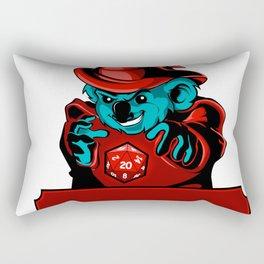 Cartoon koala Wizard Rectangular Pillow